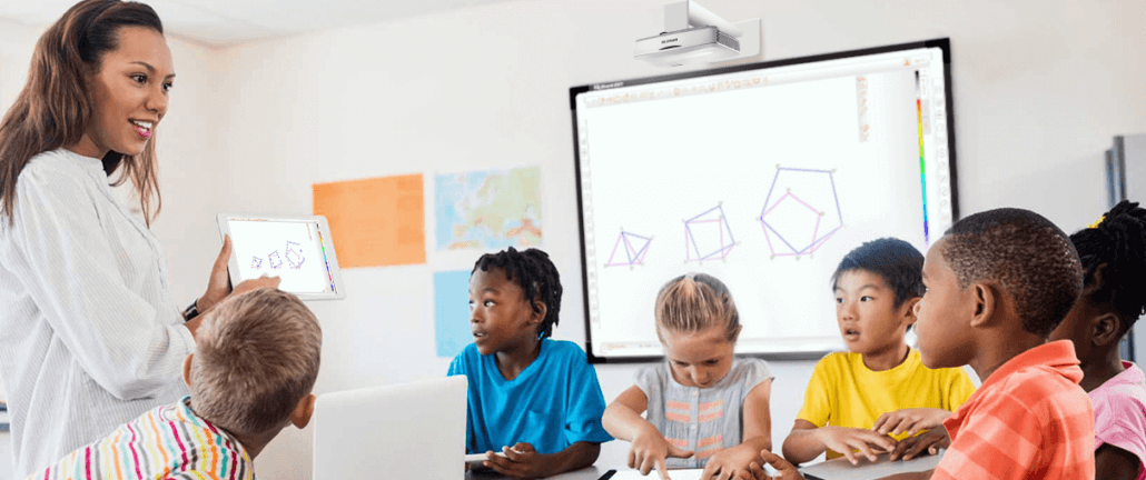 Best Ing Optic Electric Interactive Whiteboard Teaching Board